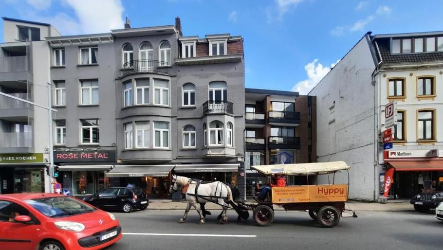 Goliath et Honneur sont prêts à faire vibrer Bruxelles. (Crédit : Hyppy)