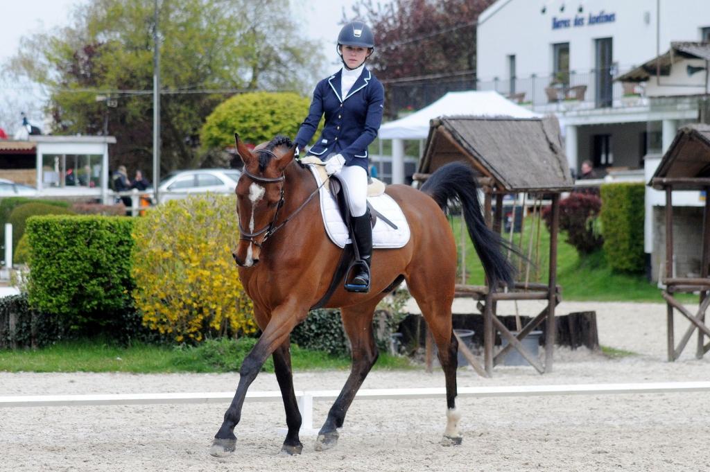 Manon Burton (Crédit photo : Photo Evénement)