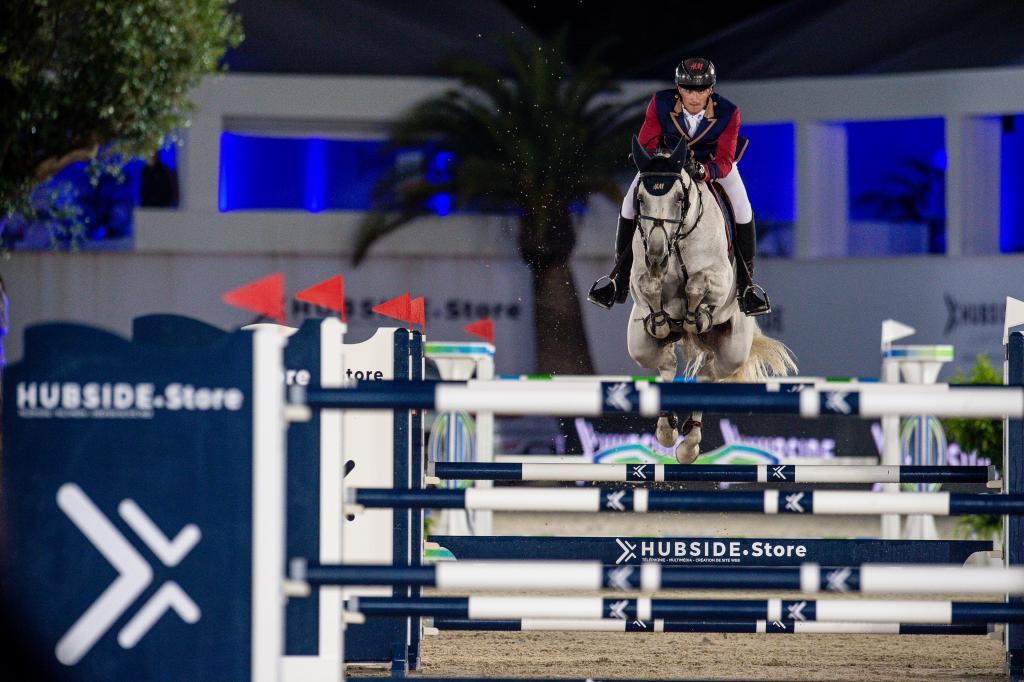 Olivier Philippaerts (Photo : Hubside Jumping)