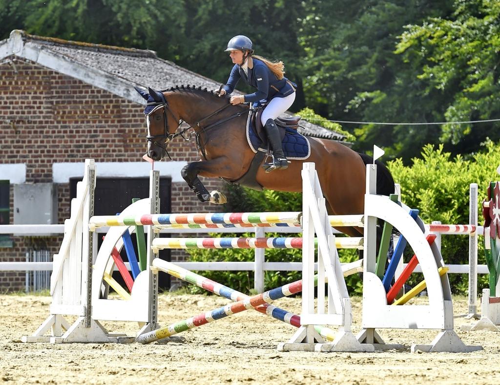 Rachel Steffen (Crédit photo : www.nathaliegeerlandt.be)