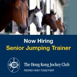 The Hong Kong Jockey Club recrute