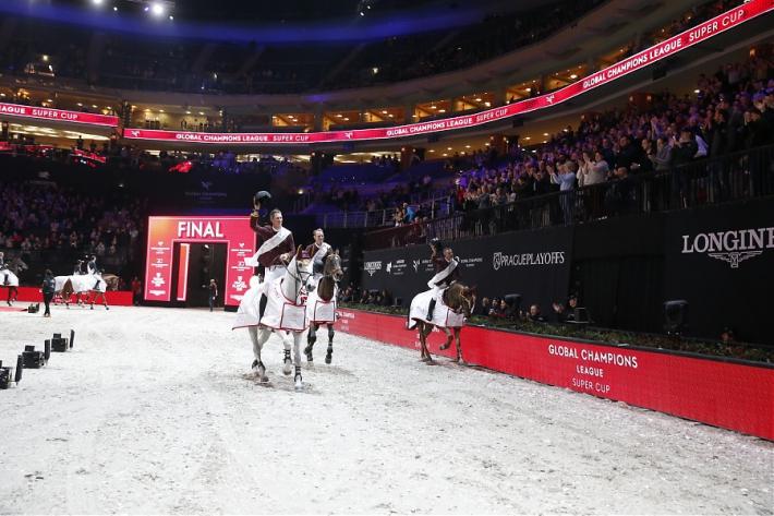 Les Shanghai Swans (Photo : Stefano Grasso / GCL)