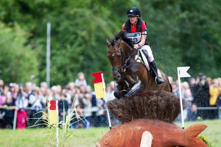 Karin Donckers (Photo : Christophe Bortels)