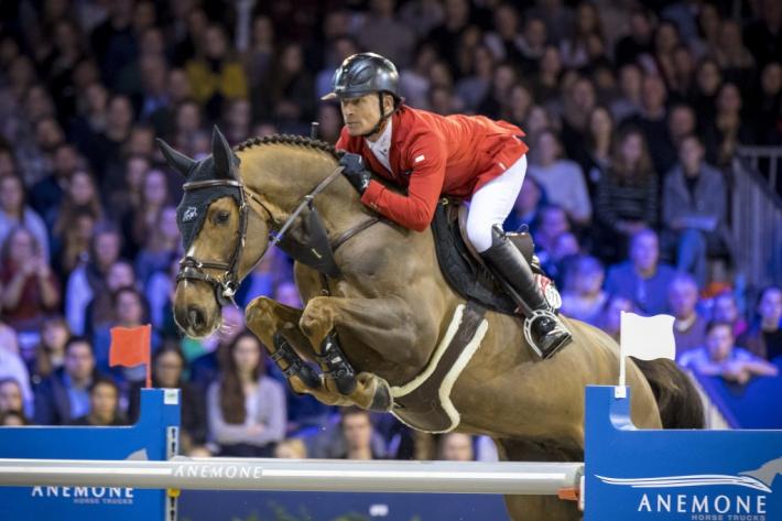 Pius Schwizer (Photo : FEI/Arnd Bronkhorst)