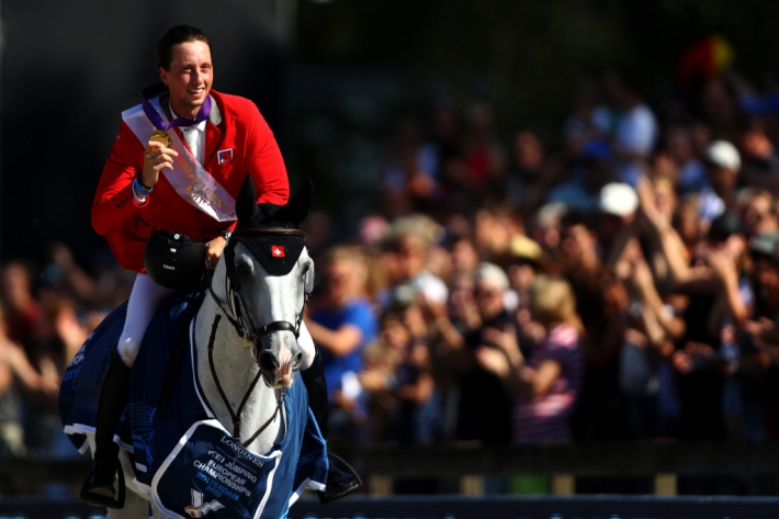 Martin Fuchs (Photo : Dean Mouhtaropoulos/Getty Images for FEI)