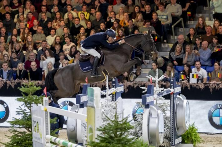 Wilm Vermeir (Photo : Dirk Caremans / FEI)