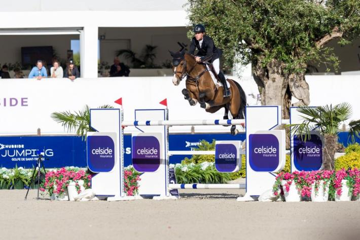Scott Brash (Photo : Hubside Jumping)