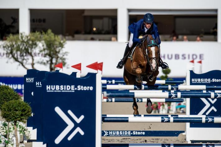 Daniel Deusser (Photo : Hubside Jumping)