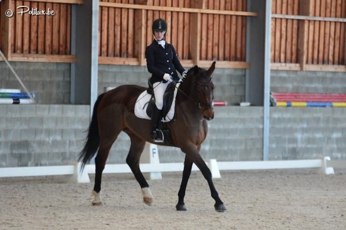 Juliette Feron & Haga (Crédit photo: Polilux.be)