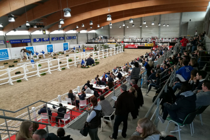 L'International Selection Show 2017 (Crédit photo : L'équimag)