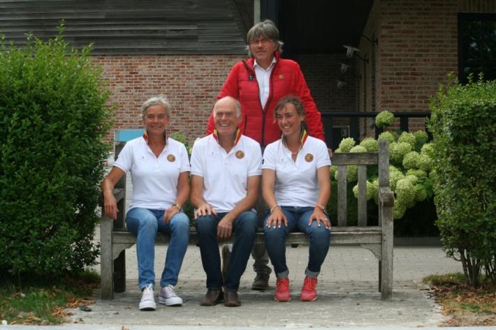 La Belgique espère renouer avec le podium à l'occasion du championnat d'Europe d'endurance 2019 (Crédit photo: Léquimag)