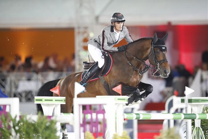Olivier Philippaerts (Photo : Stefano Grasso / LGCT)
