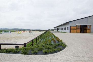 Les installations de Grégory Wathelet (Crédit photo : Christophe Bortels)