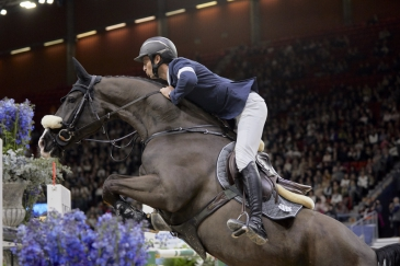 Steve Guerdat (Photo FEI)