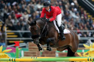 Beezie Madden (Photo : Raul Sifuentes/Getty Images pour la FEI)