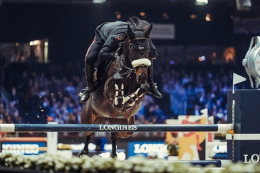 Emmanuele Gaudiano (Photo : Longines Masters)