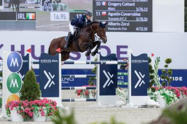 Denis Lynch (Photo : Filippo Gabutti / Hubside Jumping)