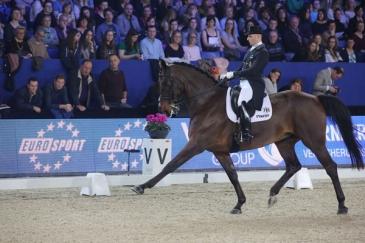 Jeroen Devroe et Eres DL ont été sacrés champions de Belgique 2016 (Crédit photo:  www.tempsdeposes.be)