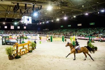 Cette année, le Dutch Masters devra limiter son public à moins de 1.000 personnes (Photo : Rolex Grand Slam)
