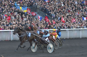Up and Quick et Jean-Michel Bazire (Crédit photo : JLL-LeTROT)