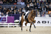 Isabell Werth et Emilio à Göteborg (Credit photo : Stefan Lafrentz/FEI)