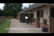 Embedded thumbnail for Ugo Berrittella, apprenti top cavalier