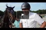 Embedded thumbnail for François Bossu au Jumping international de Mons