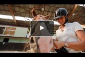 Embedded thumbnail for Spéciale Rio : Michele George en route encore pour l'or