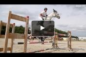 Embedded thumbnail for Les championnats pour jeunes chevaux avec Dominique Joassin