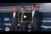 Embedded thumbnail for Les cavaliers belges brillent aux Longines Los Angeles Masters