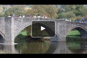 Embedded thumbnail for La route d'Artagnan officiellement ouverte aux cavaliers